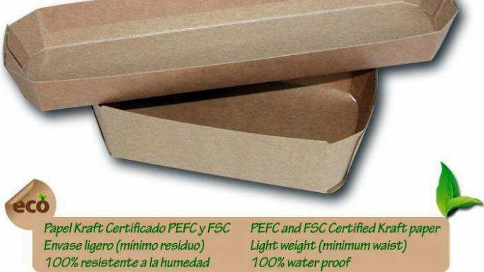 En EjidoCartón están especializados en preenvasados de cartón