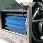 Pulidora y lavadora para hortalizas de Fermaq