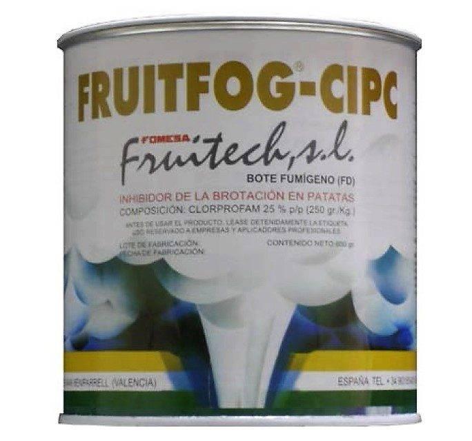 Desinfectantes para almacenes de patata
