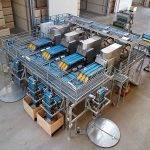 Sistemas de selección electrónicos de Visar para seleccionar zanahoria