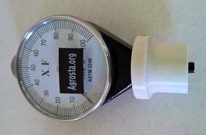 Durofel, Pepista y Penefel, son instrumentos de Agrosta para medir la firmeza de alimentos