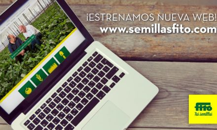Semillas Fitó renueva su web con una imagen actual y la información más completa destinada al profesional