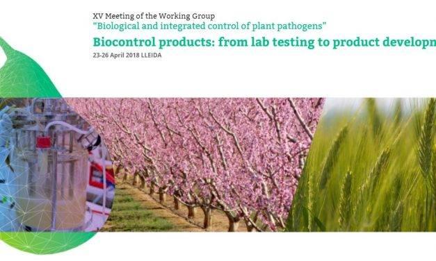 Control biológico e integrado de los patógenos de las plantas