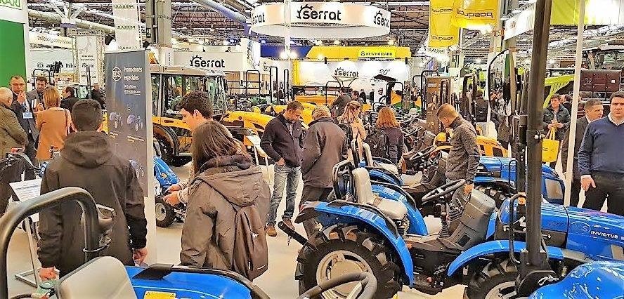 Aumentan las exportaciones españolas de equipamiento agropecuario