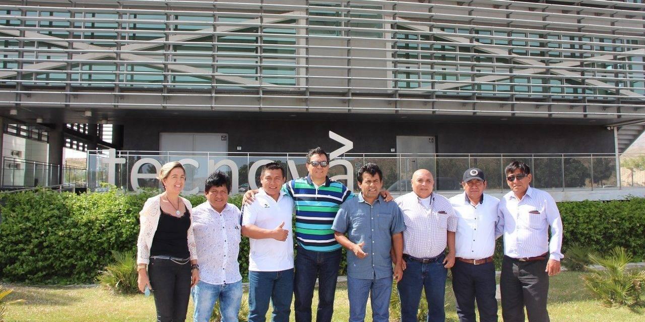 Tecnova interesada en impulsar en Perú la agricultura bajo invernadero