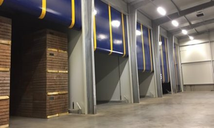 First flexible rolling door to be repeated in Quik's new potato storage