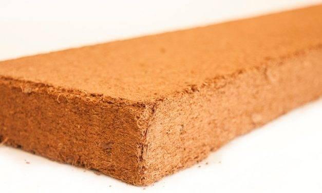 Fibra de coco para mejorar la estructura de suelos hortícolas