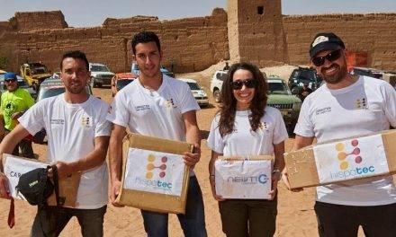 Hispatec en la Maroc Challenge