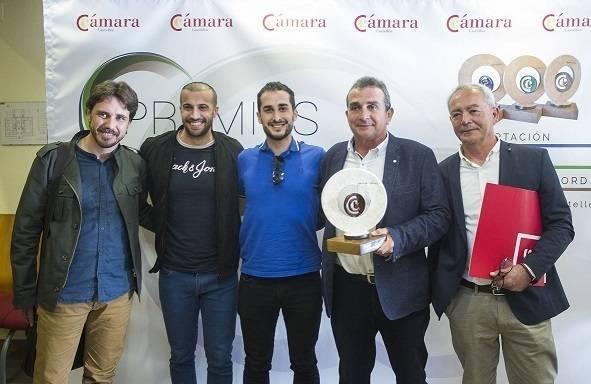 Premio Accord para Cítrics Roquetes, socio de Benihort