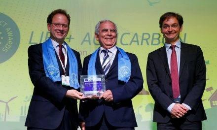 LIFE+ Agricarbon galardonado con el premio 'Mejor Proyecto LIFE'