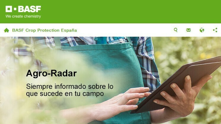 Aparece Agro-Radar, un nuevo servicio digital y gratuito de BASF