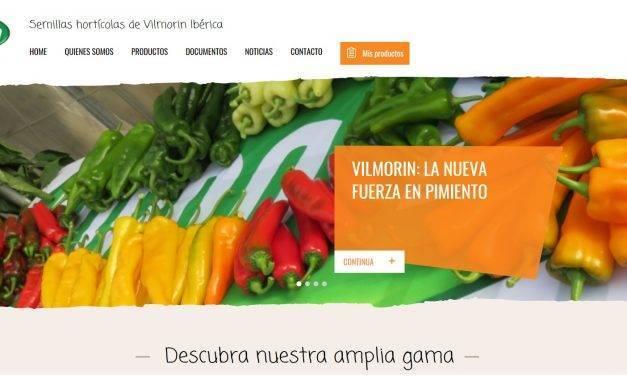 Vilmorin estrena una nueva WWW