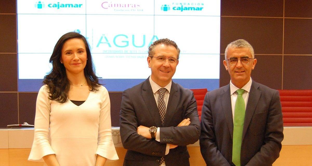 Cajamar creará un centro para la innovación tecnológica y la gestión sostenible del agua