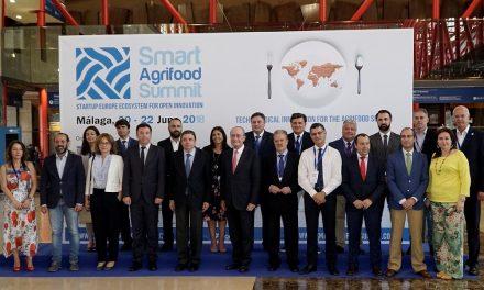 Startup Europe Smart Agrifood Summit reúne a profesionales de 19 países para debatir sobre la innovación del sector