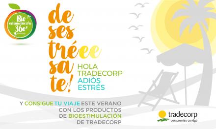 #Desestrésate, la campaña de Tradecorp para liberar cultivos del estrés abiótico