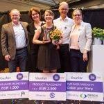 Osteospermum Purple Sun gana FleuroStar Award
