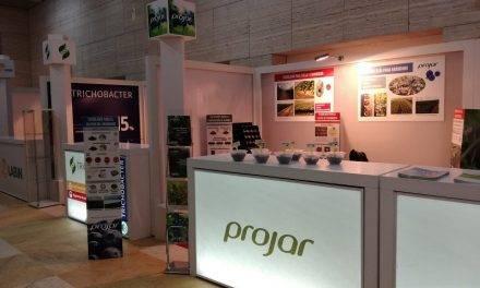 Projar presenta soluciones hidropónicas para frutos rojos dentro del 4º Congreso Internacional de Huelva