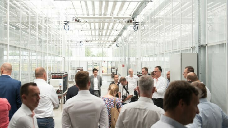 Dümmen Orange opens state-of-the-art Elite facility in Germany