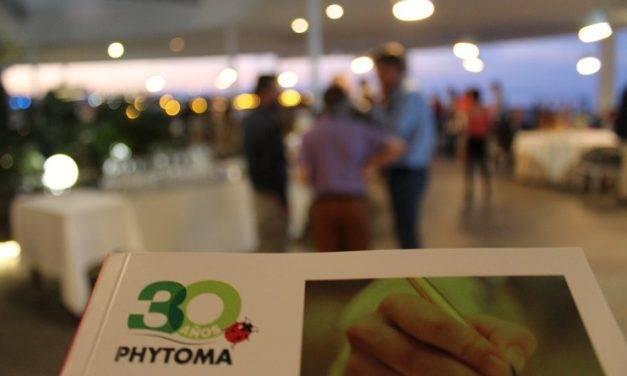 La sanidad vegetal celebra el 30 aniversario de Phytoma-España