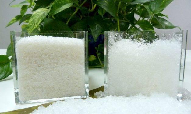 Projar desarrolla un hidrogel que logra reducir la frecuencia de riego hasta un 50%