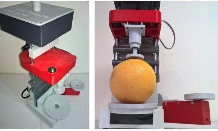 AGROSTA®FruitLab, dispositivo motorizado para evaluar la madurez y las propiedades físicas de todo tipo de frutas y hortalizas