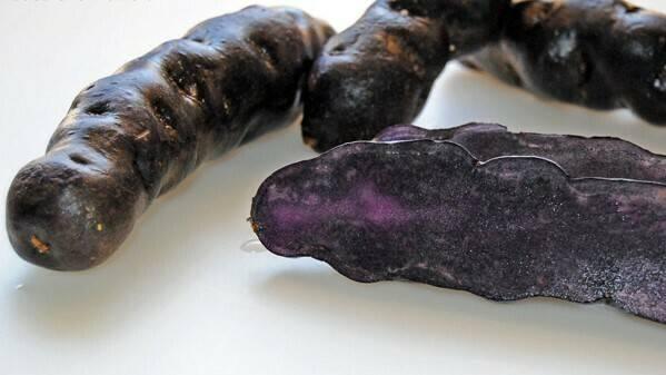 Pigmentos naturales a partir de la patata y la batata para uso en la industria alimentaria