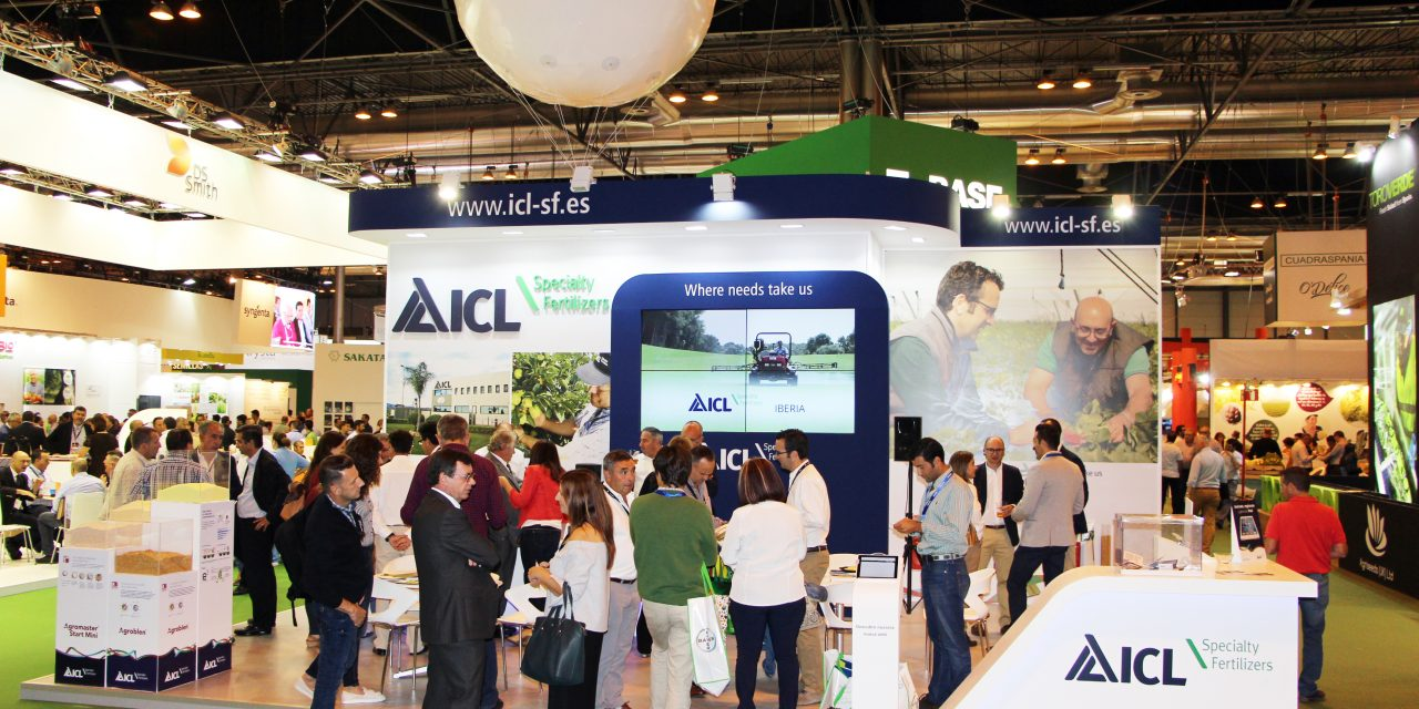 ICL participará en Fruit Attraction 2018 organizando actividades
