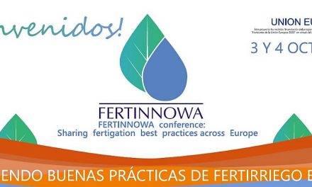 Las mejores prácticas europeas de fertirrigación en el Fertinnowa de Almería