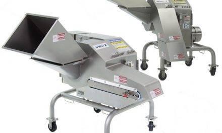 Sprint 2™, cortadora-cubicadora alimenticia de alto rendimiento