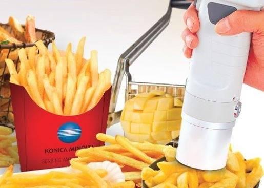 Las patatas fritas de las multinacionales de comida rápida siempre serán del mismo color
