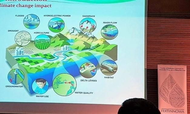 El cambio climático obligará a la cadena alimentaria a cumplir los Objetivos de Desarrollo Sostenible
