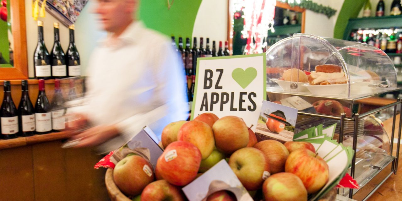 Production, storage & marketing of apples