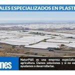 NaturPlás: plásticos para agricultura