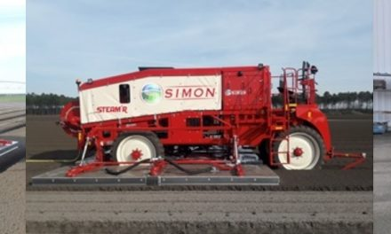 Innovative steam disinfection with the Steam'R machine from SIMON