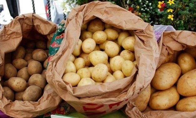Soluciones Ulma Packaging para el sector de la patata