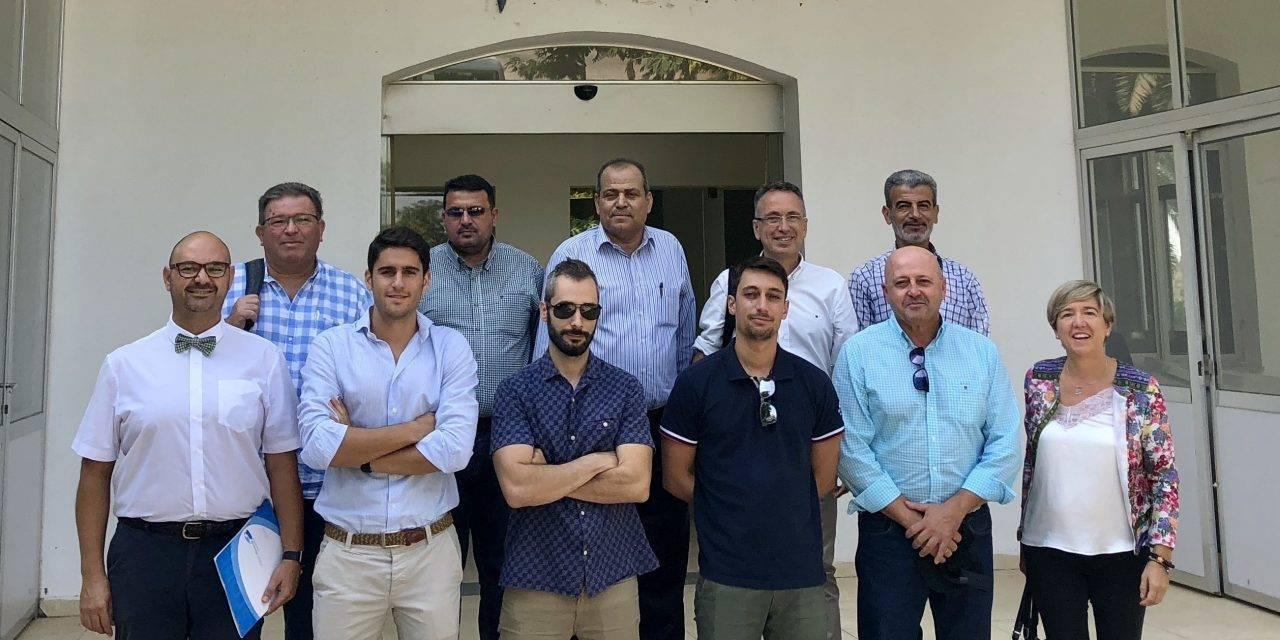 Las empresas de tecnología agro-almerienses miran interesadas a Jordania