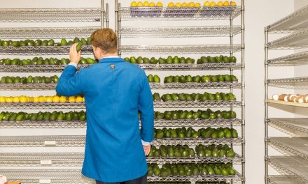 Extend produce's shelf life