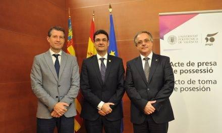 Alberto San Bautista toma posesión del cargo de director de la EAMN