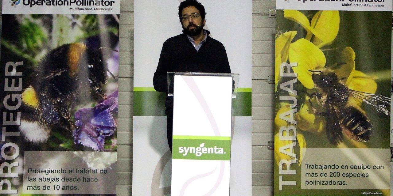 Operación Polinizador en invernaderos para fomentar la biodiversidad
