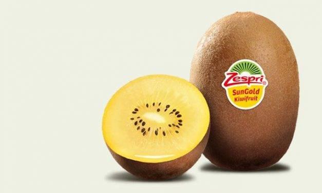 Los nuevos kiwis amarillos un ejemplo del valor de la variedad