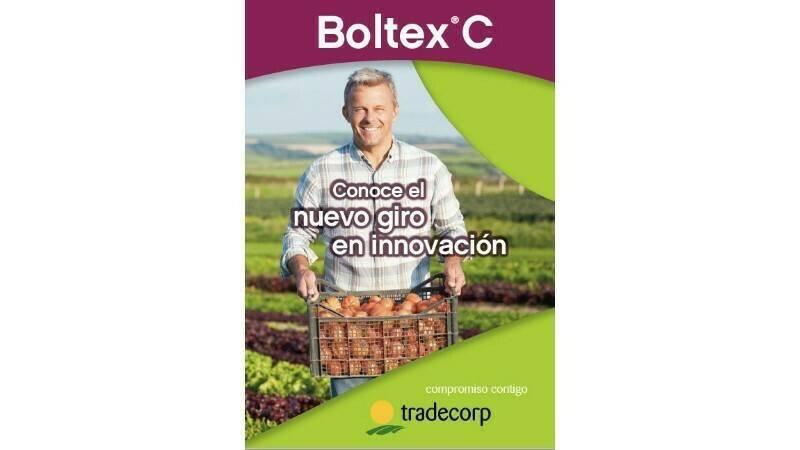 Boltex C, un nuevo antimildiu para tomate de industria que responde a las exigencias de las conserveras