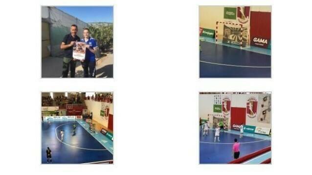 Grupo Caliplant, patrocinador de la III Edición del European Women's Futsal Tournament