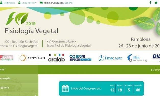 Timac AGRO en el congreso de Fisiología Vegetal