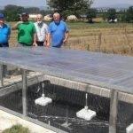 NEIKER-Tecnalia instala sistema de gestión de efluentes fitosanitarios