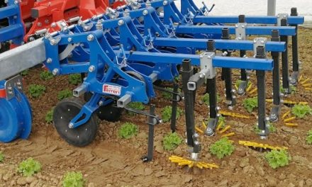 Remolite, a Semi-automatic Inter-row Weeder to Weeding Crops