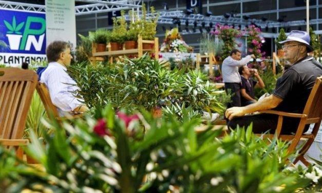 Iberflora: feria de planta y flor, paisajismo, tecnología y bricojardín