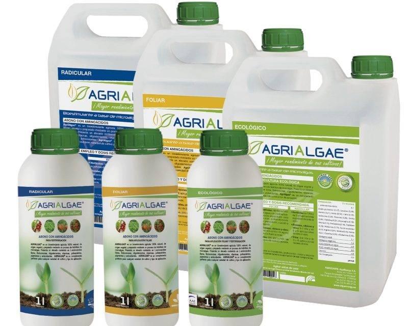 AlgaEnergy: Aplicación de microalgas en la agricultura