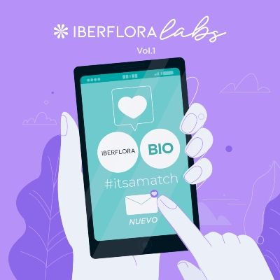 Iberflora 2019 vincula productos bio y centros de jardinería