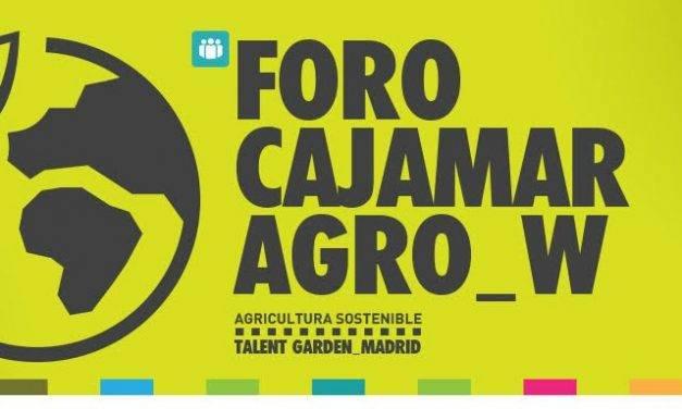Cajamar celebra un foro sobre agricultura sostenible en Madrid