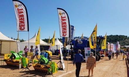 ANSEMAT presenta maquinaria agrícola para el sector hortofrutícola